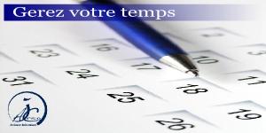 Gestion du temps Aicpro merignac 33